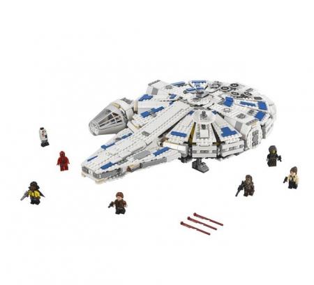 Lego Star Wars Millennium Falcon 752123