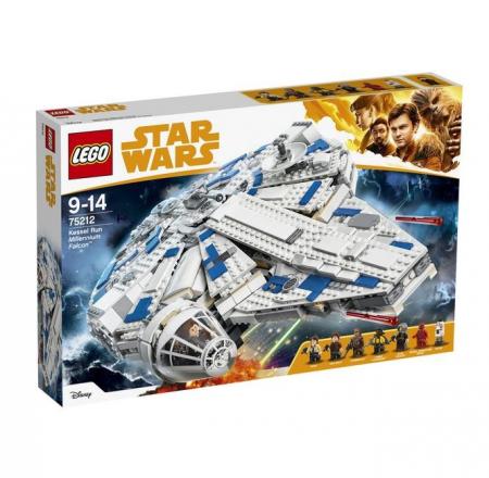 Lego Star Wars Millennium Falcon 752120