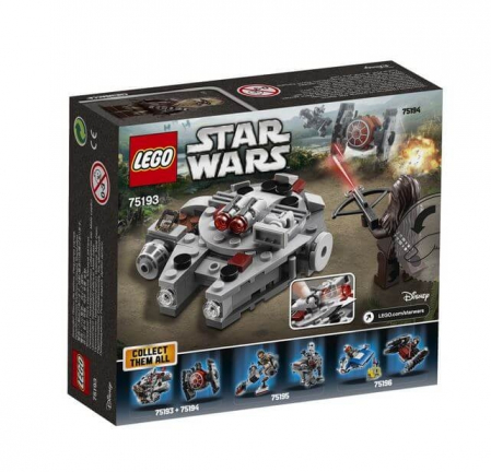 Lego Star Wars Millennium Falcon Microfighter 751932