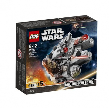 Lego Star Wars Millennium Falcon Microfighter 751930
