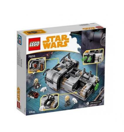 Lego Star Wars Moloch Landspeeder 752102
