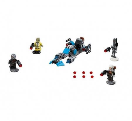 Lego Star Wars Motocicleta de viteza Bounty Hunter 751672