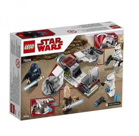 Lego Star Wars Pachet de lupta Jedi si Clone Troopers 752069