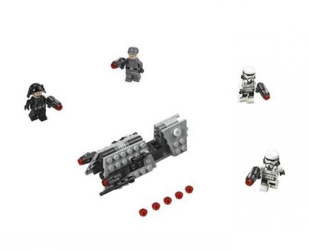 Lego Star Wars Pachet de lupta Patrula imperiala 752071
