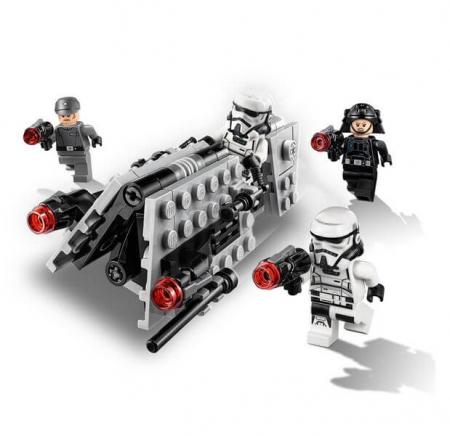 Lego Star Wars Pachet de lupta Patrula imperiala 752075