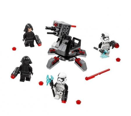 Lego Star Wars Pachetul de lupta al Specialistilor Ordinului Intai 751973