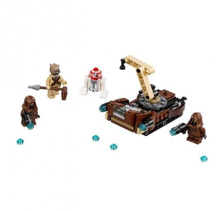 LEGO® Star Wars™ Pachetul de lupta Tatooine™ 75198 [1]