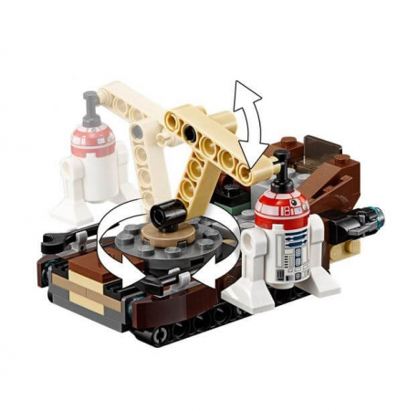 LEGO® Star Wars™ Pachetul de lupta Tatooine™ 75198 [3]
