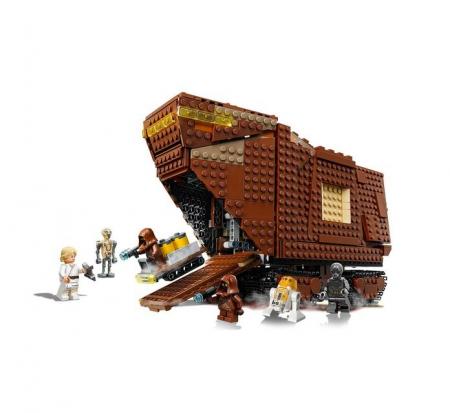 Lego Star Wars Sandcrawler 752201