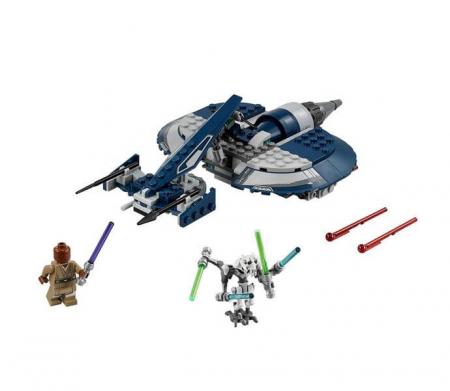 LEGO® Star Wars™ Speeder-ul de lupta al Generalului Grievous 75199 [1]