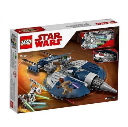 LEGO® Star Wars™ Speeder-ul de lupta al Generalului Grievous 75199 [2]