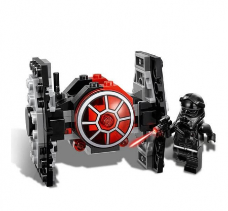 Lego Star Wars TIE Fighter al Ordinului Intai Microfighter 751941