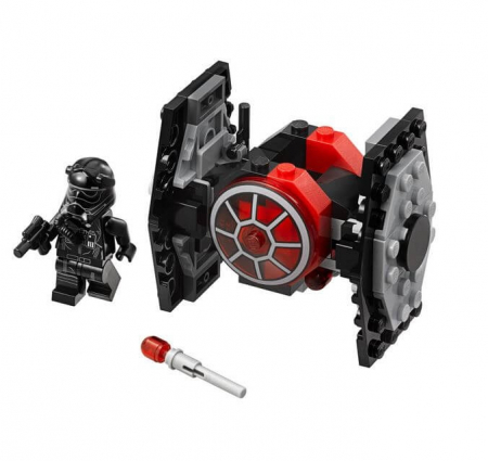 Lego Star Wars TIE Fighter al Ordinului Intai Microfighter 751942