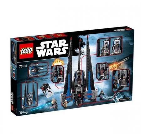 Lego Star Wars Tracker I 751852