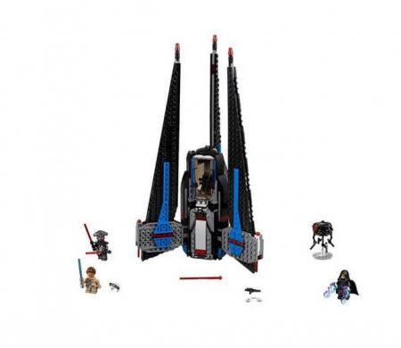 Lego Star Wars Tracker I 751850