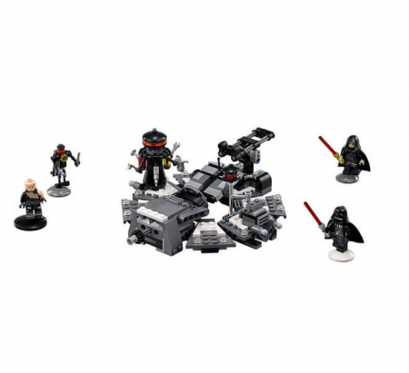 Lego Star Wars Transformarea Darth Vader 751831