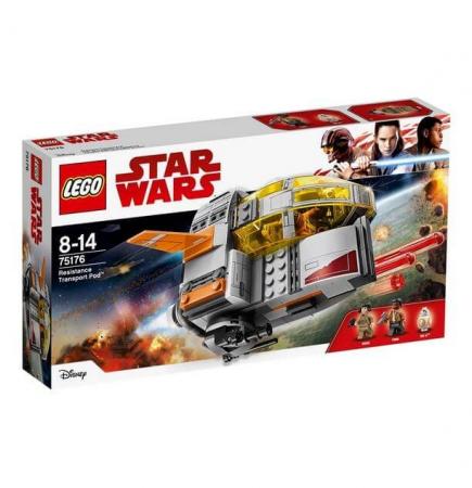 Lego Star Wars Transport Pod al Rezistentei 751760