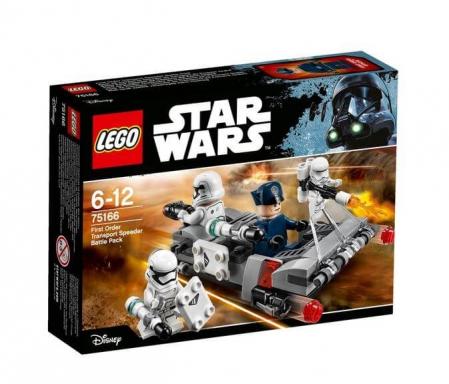 Lego Star Wars Transportor de viteza al Ordinului Intai 751660