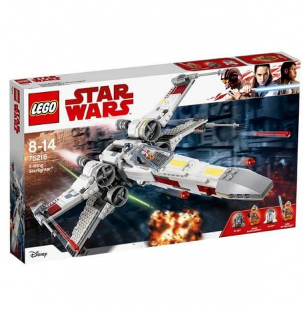 LEGO® Star Wars X-wing Starfighter 75218 [0]
