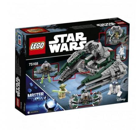 Lego Star Wars Y-Wing Starfighter 751720