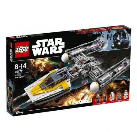 Lego Star Wars Yoda Jedi Starfighter 751680