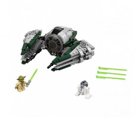 Lego Star Wars Yoda Jedi Starfighter 751681