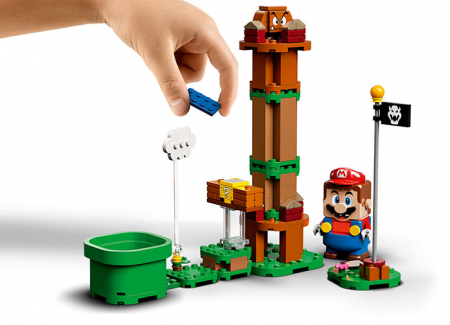 LEGO® Super Mario: Aventurile lui Mario - set de baza - 713603