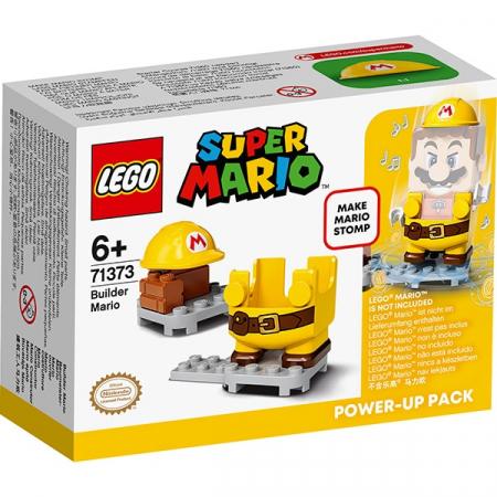 LEGO® Super Mario: Costum de puteri: Constructor - 713730