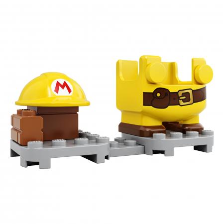 LEGO® Super Mario: Costum de puteri: Constructor - 713731