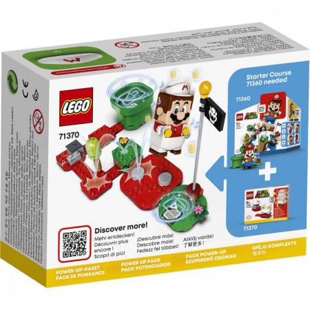 LEGO® Super Mario: Costum de puteri: Foc - 713701