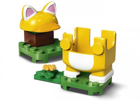 LEGO® Super Mario: Costum de puteri: Pisica - 713723