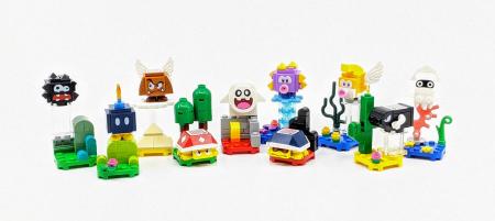 LEGO® Super Mario: Pachet cu personaje - 713612