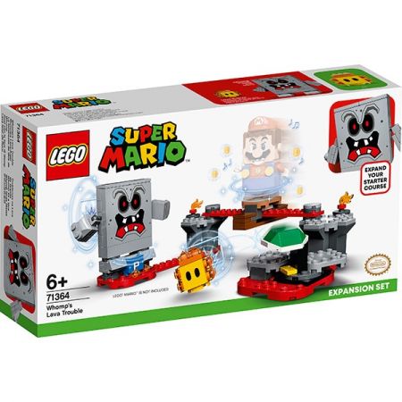 LEGO® Super Mario: Set de extindere Whomp - 713640