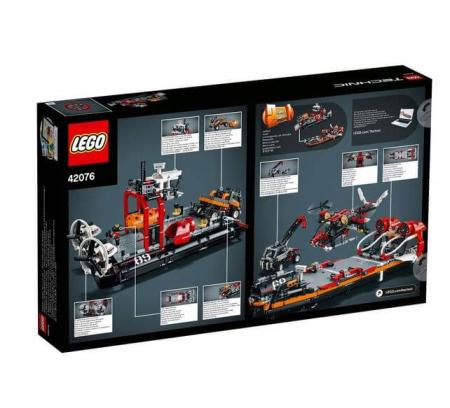 Lego Technic Aeroglisor 420761