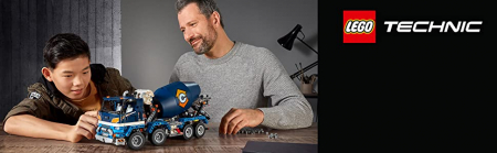 LEGO® Technic: Autobetoniera 42112 [4]
