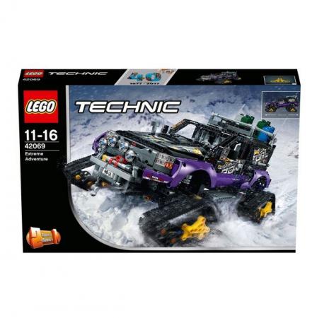Lego Technic Aventura extrema 420690