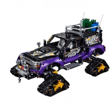 Lego Technic Aventura extrema 420692