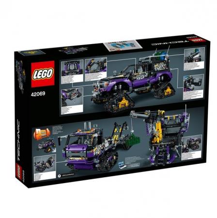 Lego Technic Aventura extrema 420691