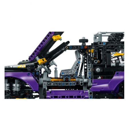 Lego Technic Aventura extrema 420693