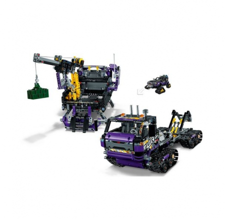 Lego Technic Aventura extrema 420695