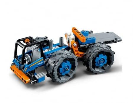 Lego Technic Buldozer compactor 420711