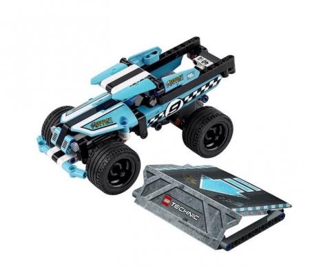 LEGO® Technic Camion de cascadorie 42059 [1]