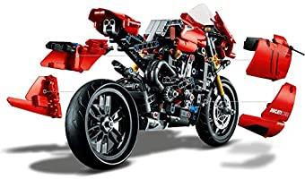 LEGO® Technic: Ducati Panigale V4 R 42107 [3]