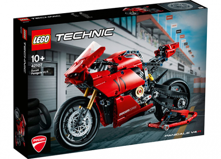 LEGO® Technic: Ducati Panigale V4 R 42107 [0]