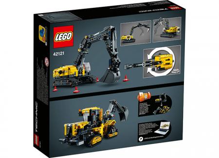 LEGO® Technic: Excavator 42121 [1]
