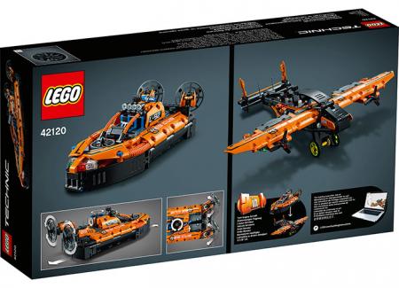 LEGO® Technic: Hovercraft de salvare 421201