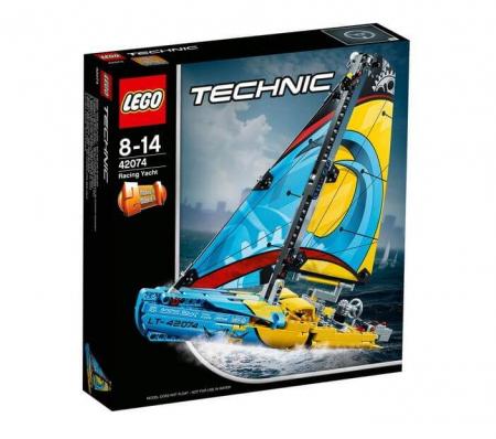 Lego Technic Iaht de curse 420740