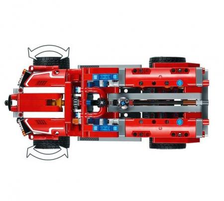Lego Technic Interventie de urgenta 420754