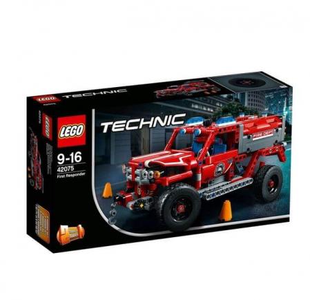 Lego Technic Interventie de urgenta 420750