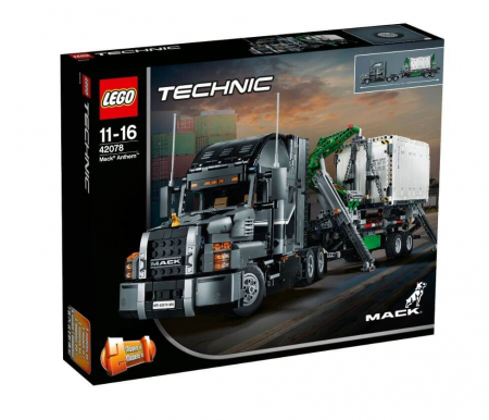 Lego Technic Mack® Anthem™ 420787